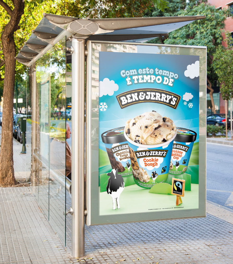 Ben & Jerrys - Food and drink